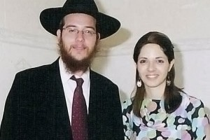 Gavriel and Rivka Holtzberg